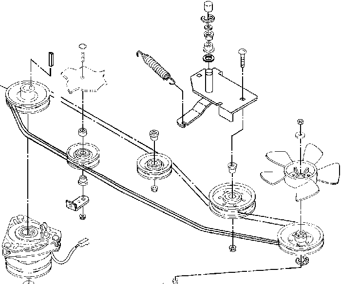 Need Wiring Diagram For A John Deere 165 Engine Solved Fixya