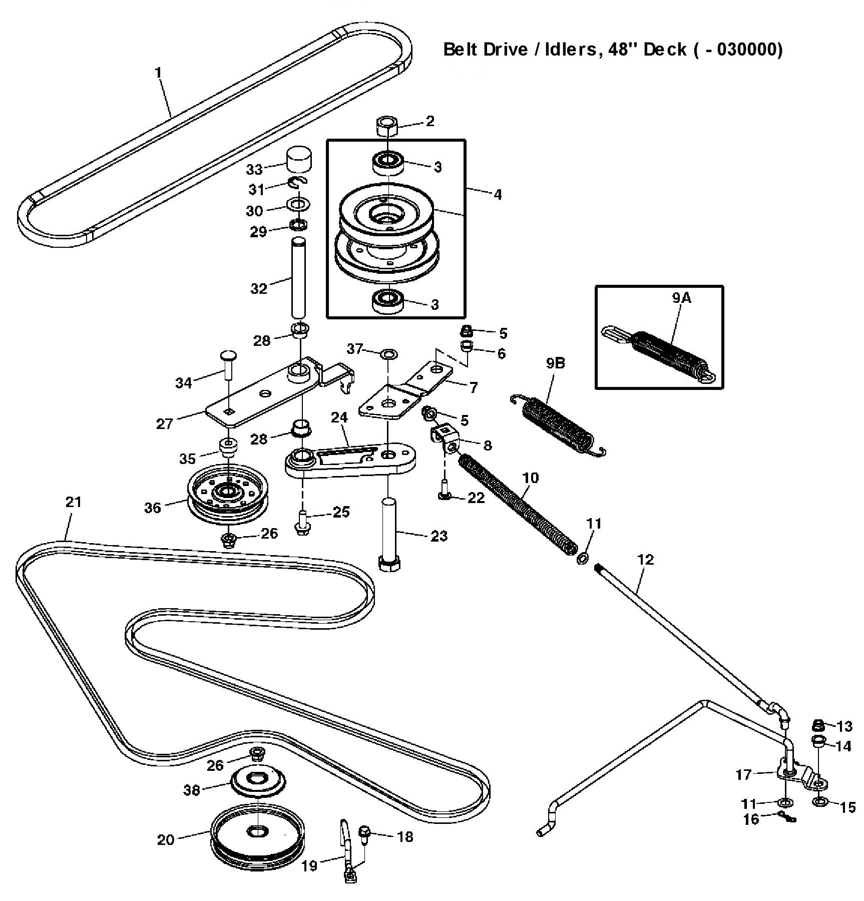 John Deere D100 Mower Belt Diagram Schematics Data Wiring Diagrams D110 757 Ztrak 54 Deck Manual 50 Images Parts