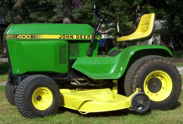 John Deere 400 Lawn Tractor Parts Diagram Periodic Diagrams Science