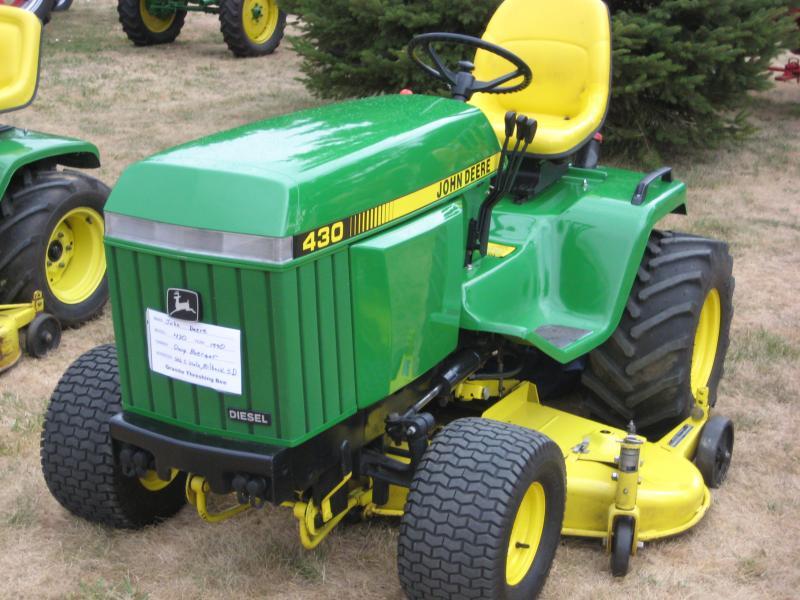 John Deere 430 Snow Blade – John Deere 430 Tractor Wiring