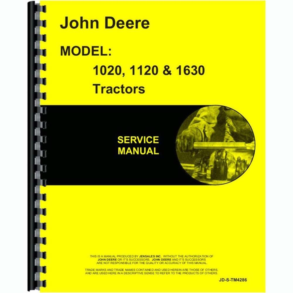 1020 John Deere Ignition Wiring Diagram Parts Manual Manuals Tractor Yesterdays Tractors