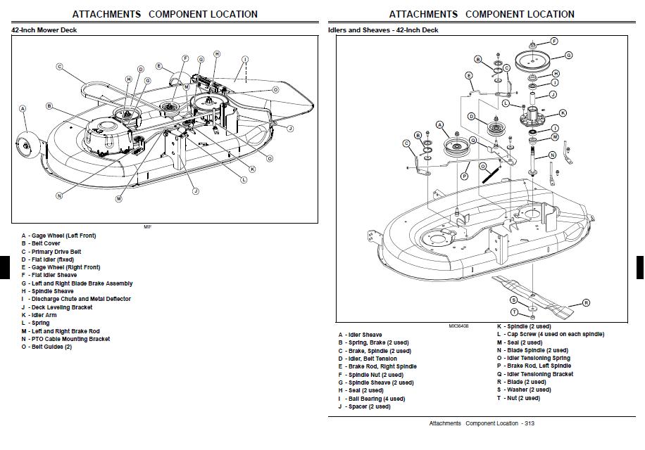 John Deere 155c Manual | John Deere Manuals: John Deere