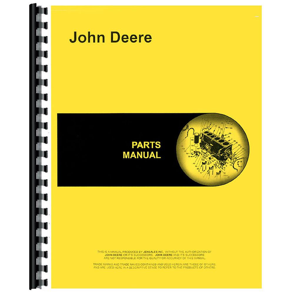 John Deere 214 Parts Manual John Deere Manuals John Deere Manuals