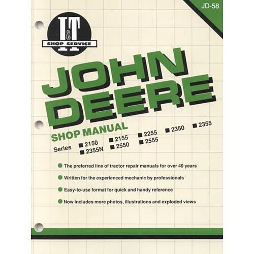 John deere 2150 owners manual john deere manuals john deere john deere shop manualseries 2150 2155 2255 2350 2355 fandeluxe Image collections