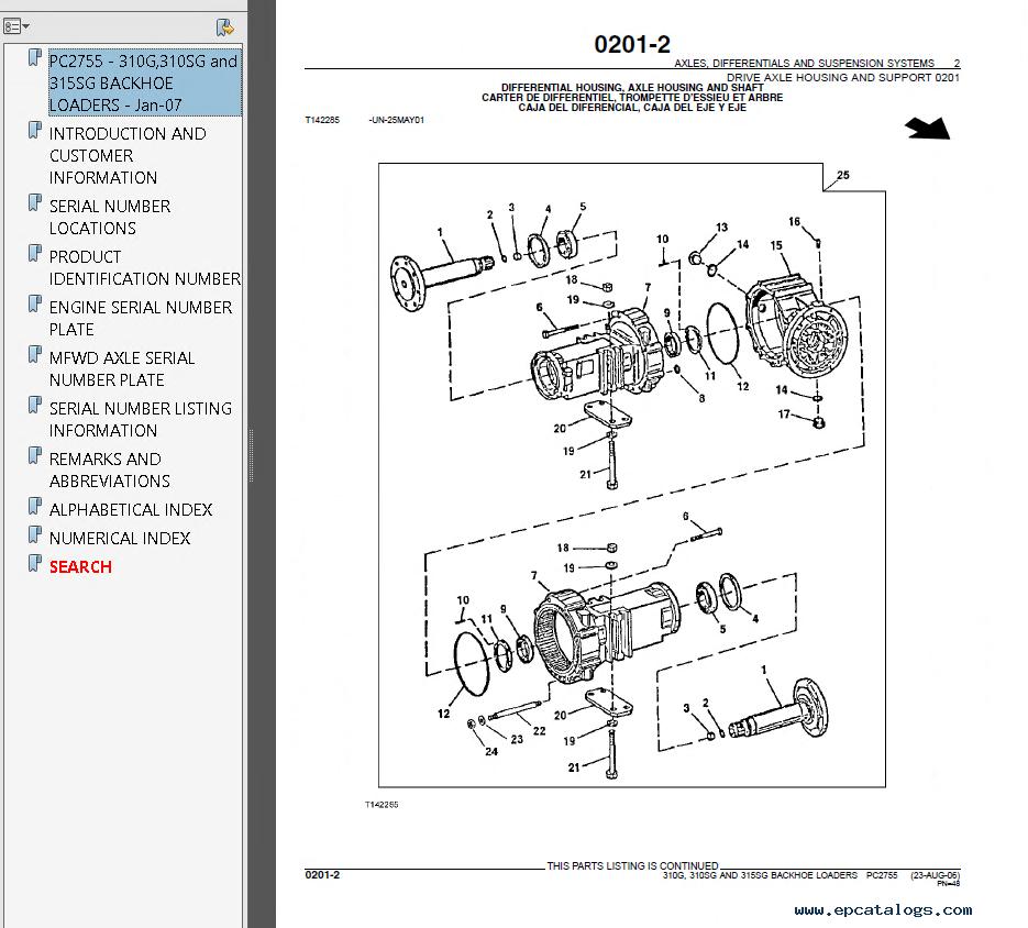 John Deere 3720 Manual : John deere wiring diagram rear end