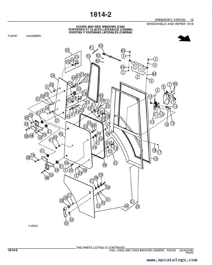 John Deere 310g Manual