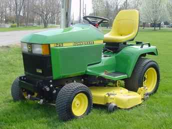 John Deere 425 Mower Deck Manual John Deere Manuals