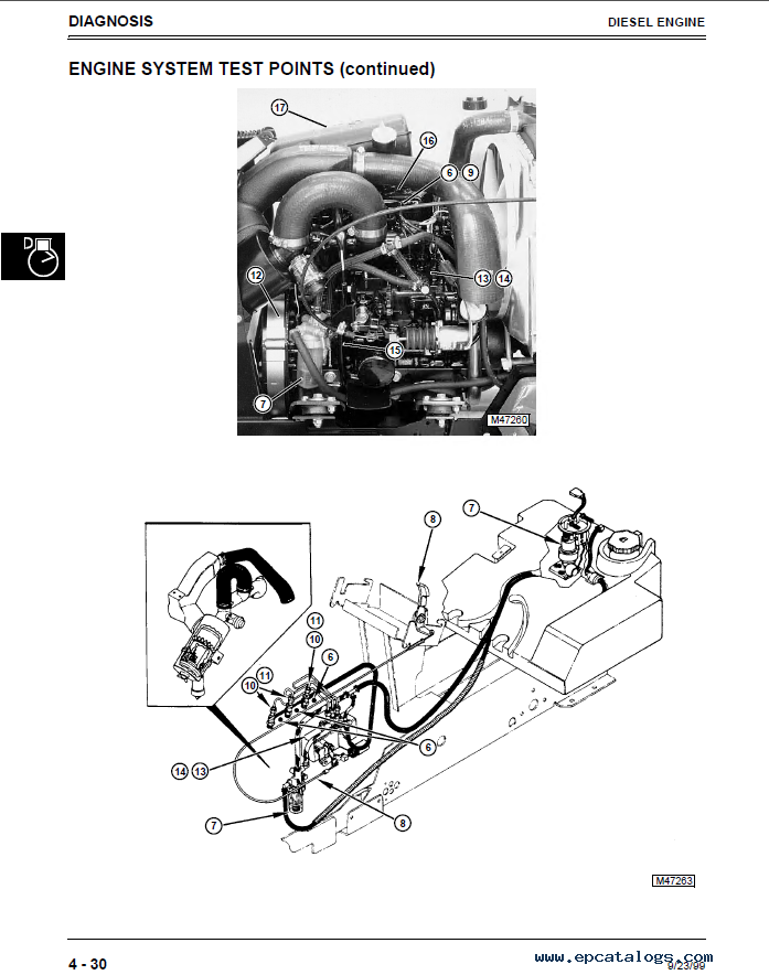jcb alternator diagram
