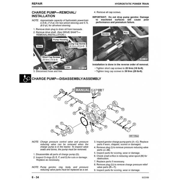 G John Deere Performance Parts G Tractor Engine And Wiring Diagram – John Deere Model B Wiring Diagram