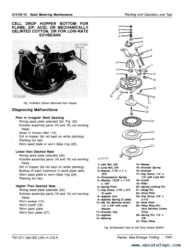 john deere 7100 owners manual