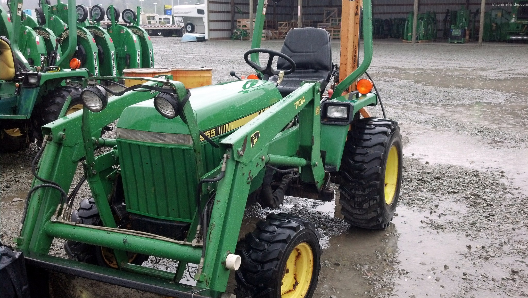 Farm Equipment For Sale In Alberta >> John Deere 70a Loader Manual | John Deere Manuals: John ...