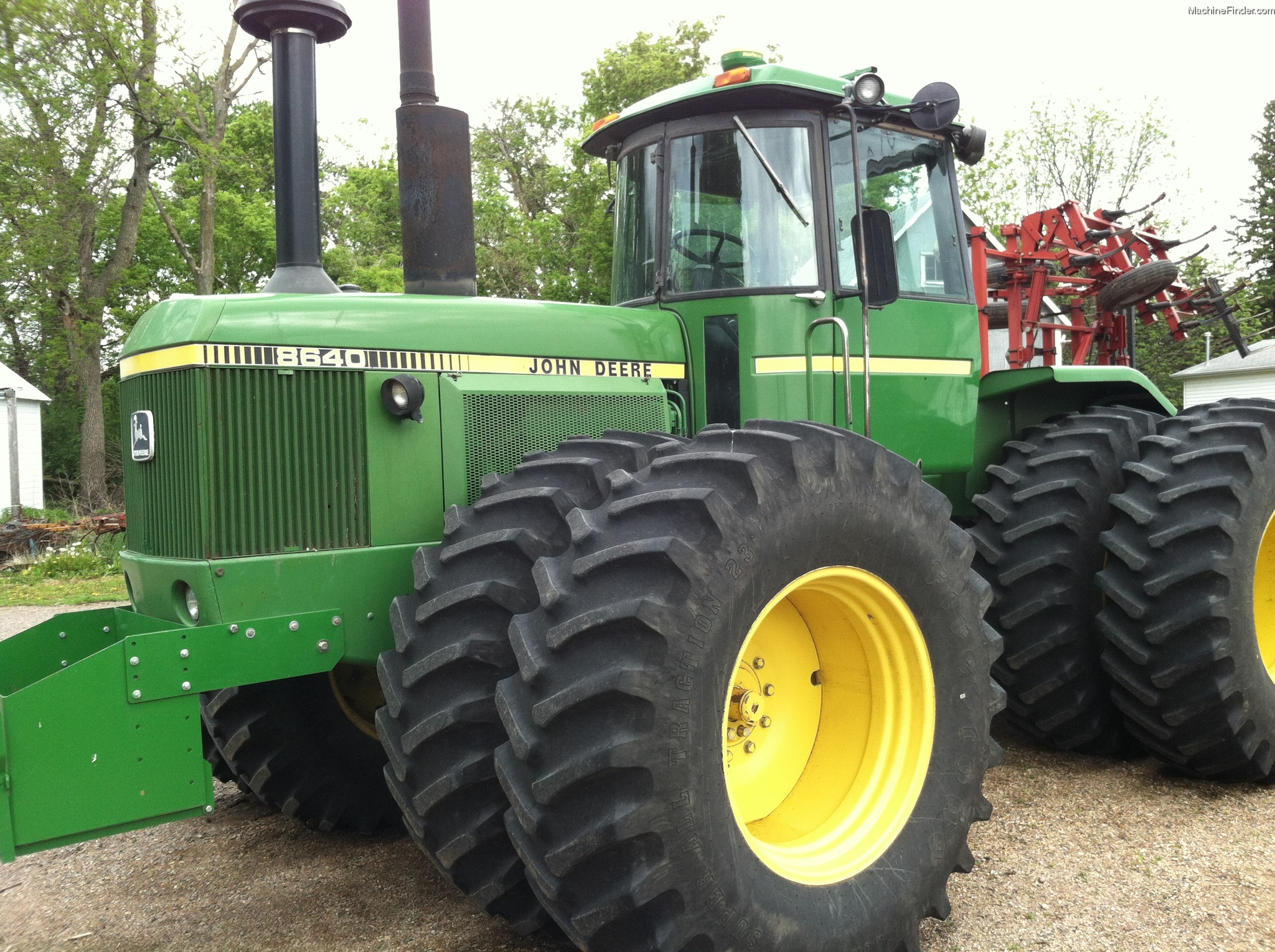 John Deere Tractor Manual Technical Data and Information