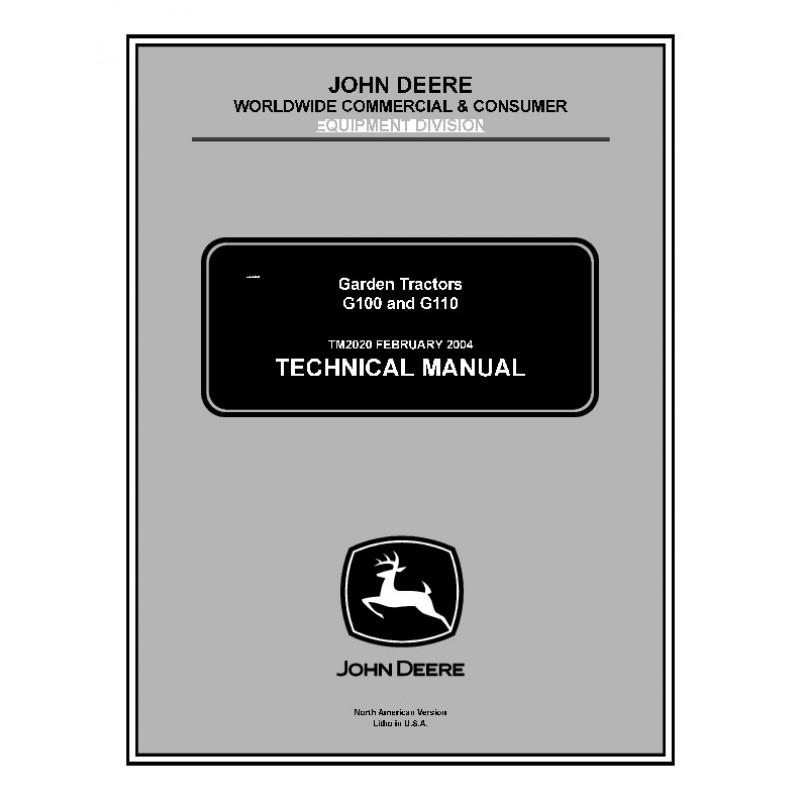 john deere l service manual john deere manuals john deere John Deere L130 Riding Lawn Mower Switch Wiring Diagrams John Deere Wiring Diagrams g110 john deere tractor wiring harness