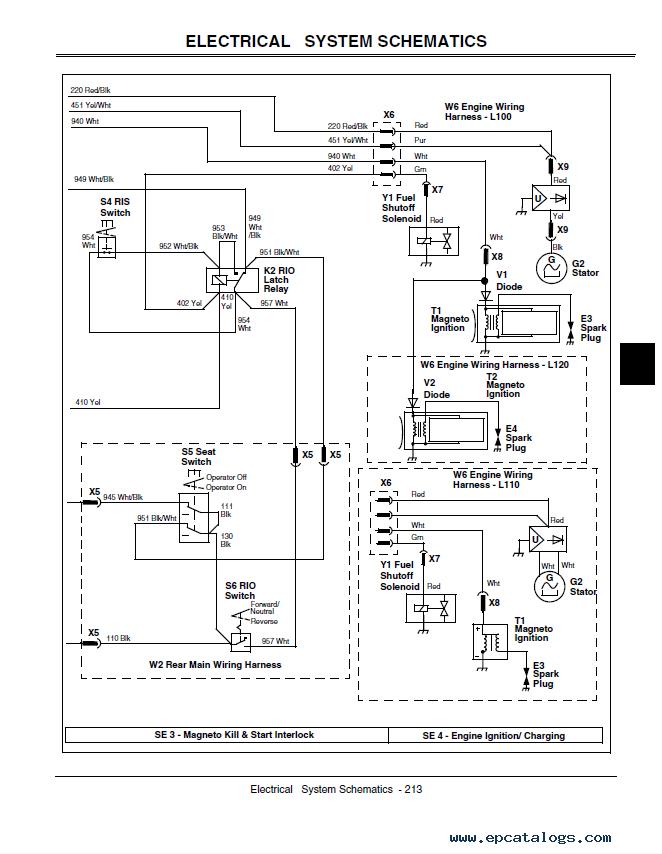 Bingimages on John Deere L130 Wiring Diagram Harness