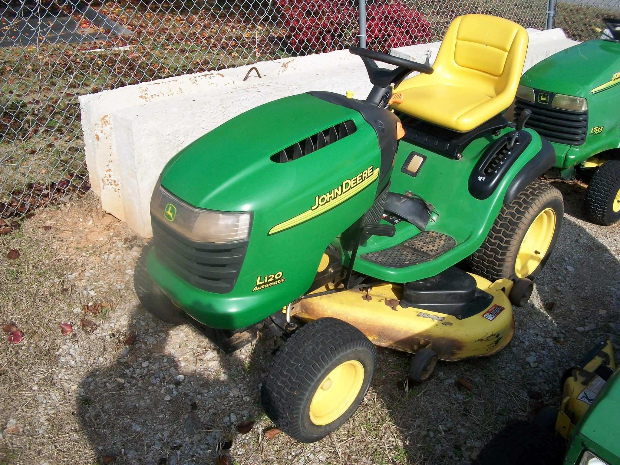 John Deere L120 Motor Motors Www Carburetor Diagram Wiring Need Schematic For Lawn Tractor