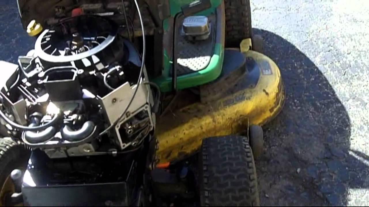 John Deere L120 Motor | John Deere Motors: John Deere Motors