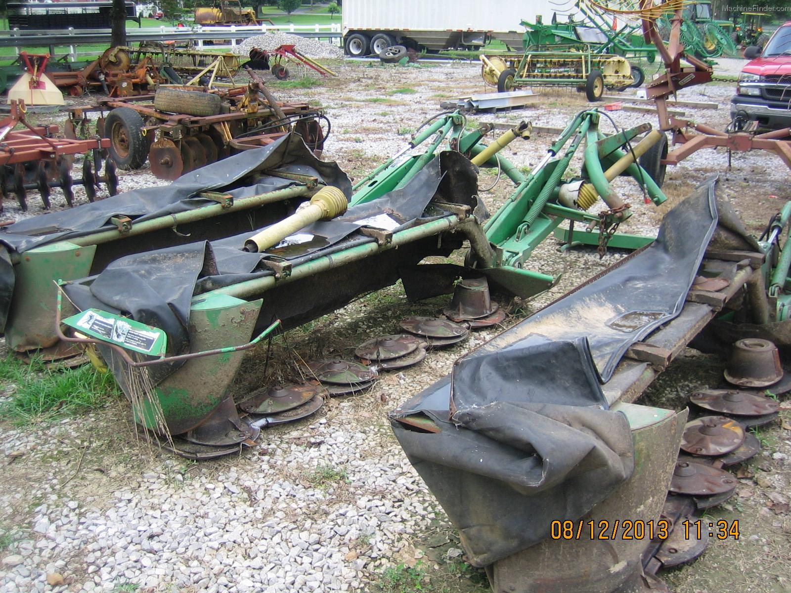 John Deere 260 Hay Equipment - Mower Conditioners & Mowers .