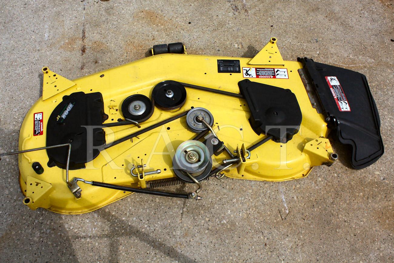 John Deere 3 Deck Mower | John Deere Mowers: John Deere Mowers - www