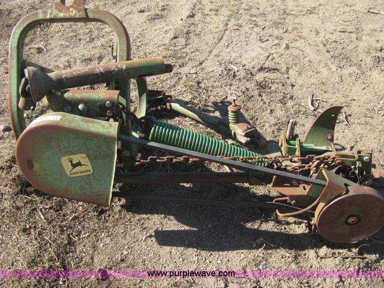 John Deere 350 Sickle Mower | John Deere Mowers: John Deere