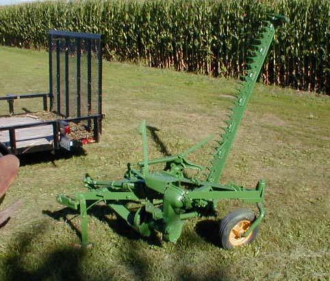 John Deere 5 Sickle Mower | John Deere Mowers: John Deere Mowers