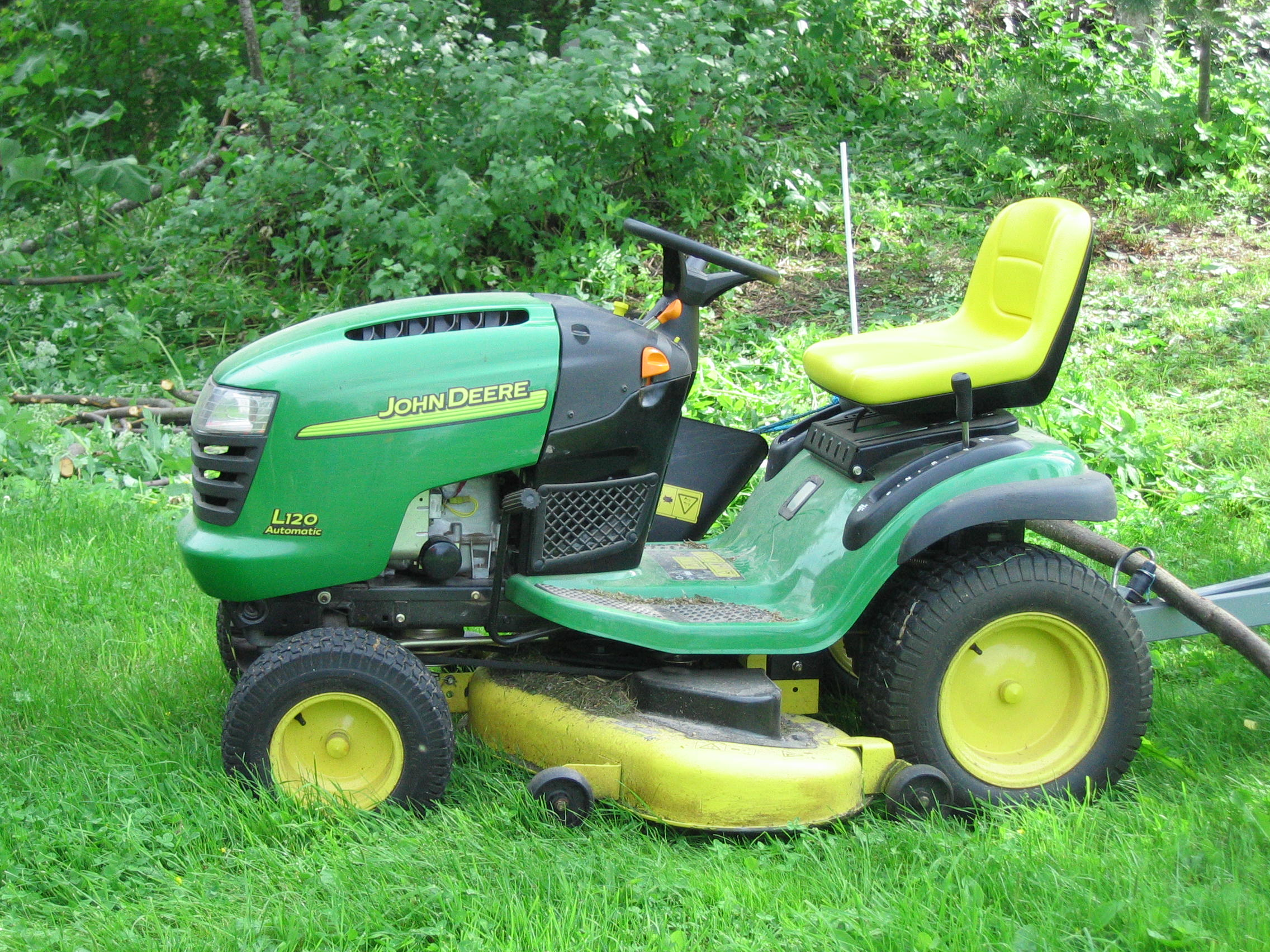 John Deere L120 Riding Mower Mowers Wiring Diagram Finding A Lawn Tractors Images Pictures Becuo