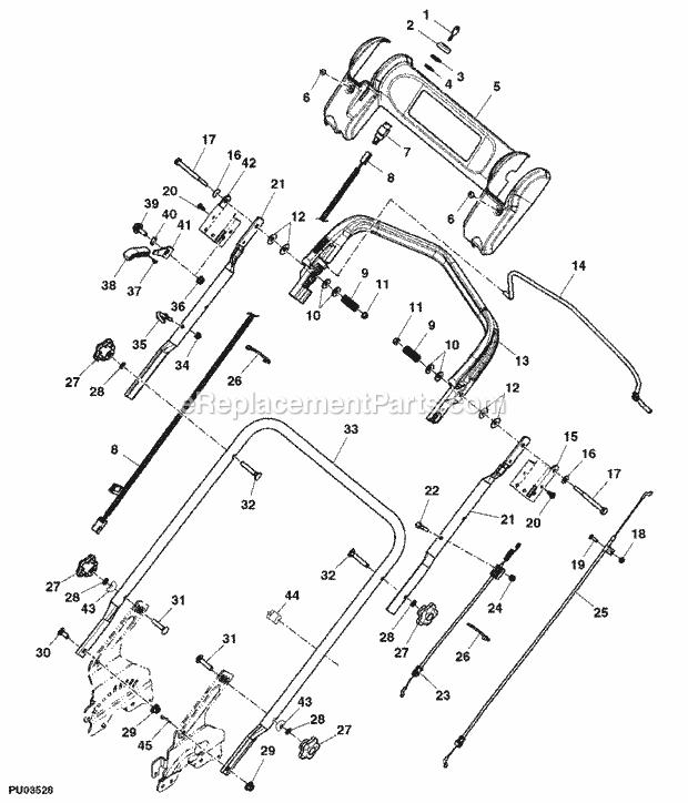 John Deere 4520 Part Diagram