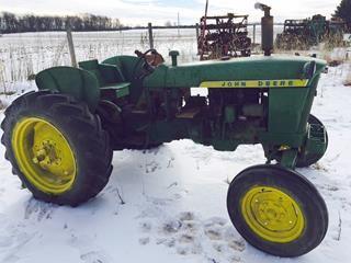John Deere 1010 Tractor Parts | John Deere Parts: John Deere