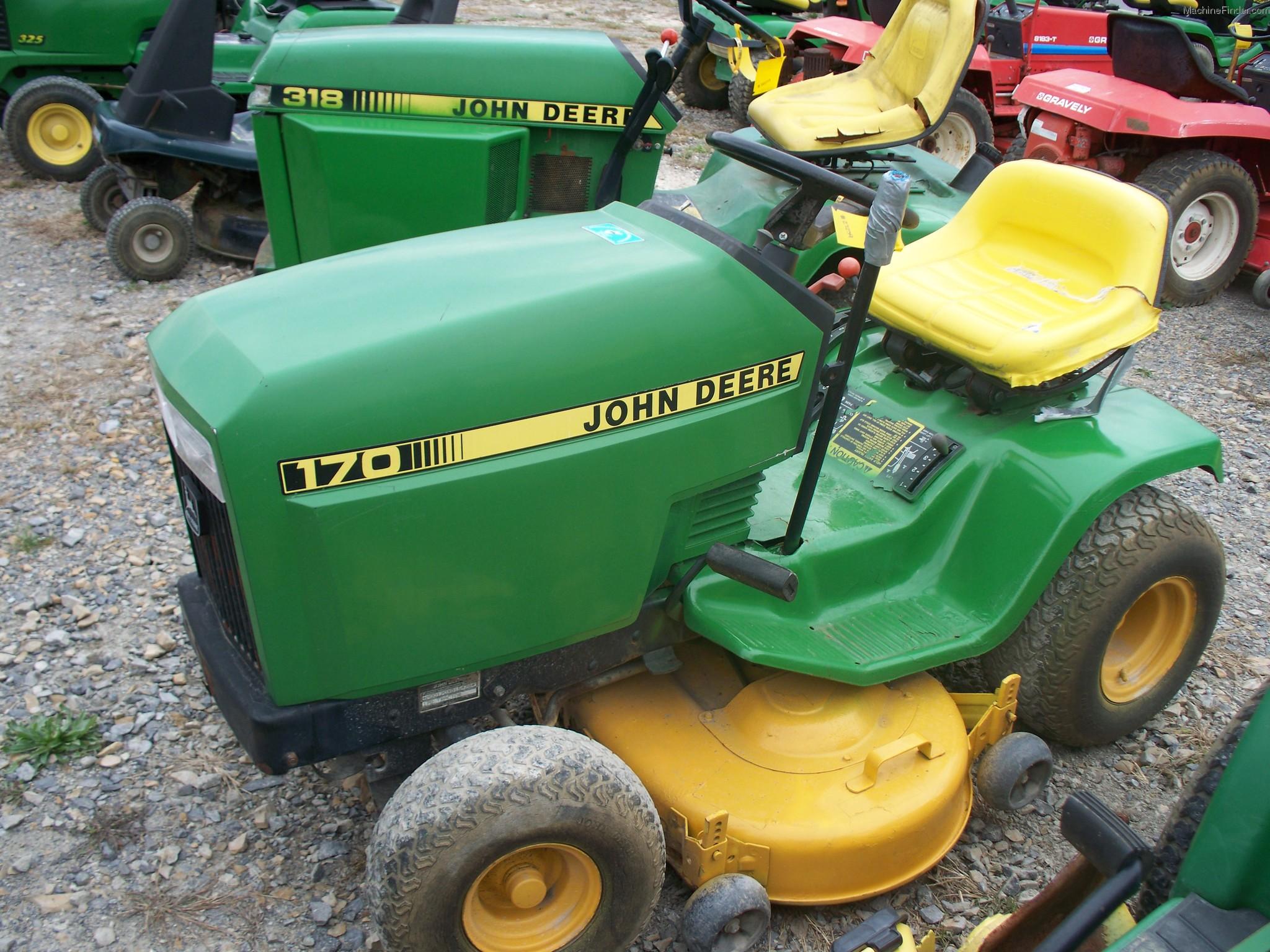 parts garden tractor deere iron old green john