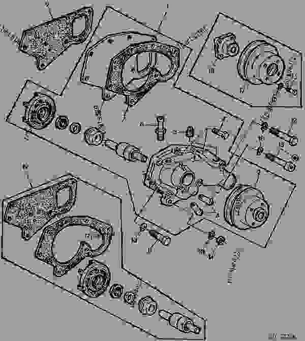 John Deere 2630 Parts Diagram