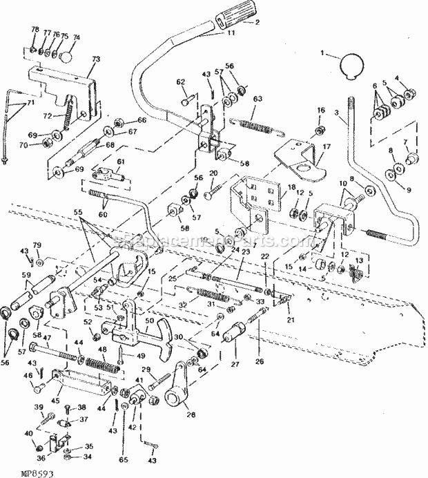 John Deere 285 Used Parts John Deere Parts John Deere Parts Www