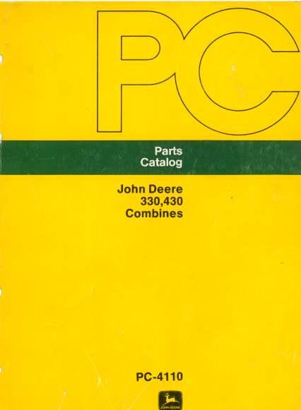 John Deere 330 Parts List. John Deere Bine 330 430 Parts Manual. John Deere. John Deere 335 Baler Parts Diagram At Scoala.co