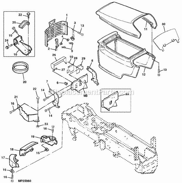 John Deere 345 Parts. John Deere Models Gx325 Gx335 Gx345 Gx355 Parts Page 2. John Deere. John Deere Gx345 Electrical Schematic At Scoala.co