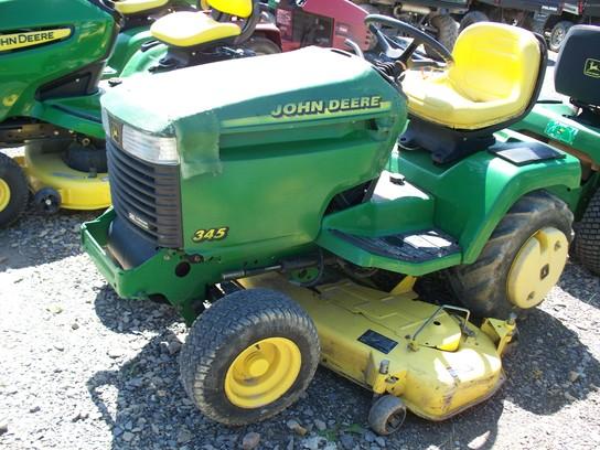 John Deere 345 Tractor Parts | John Deere Parts: John Deere