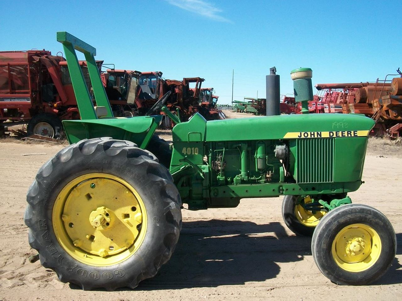 John Deere 4010 Tractor Parts | John Deere Parts: John Deere Parts