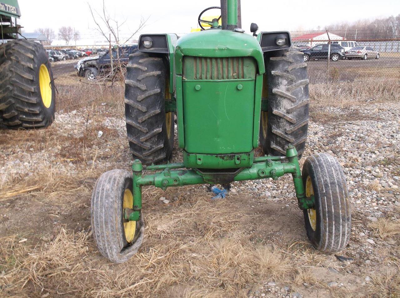 John Deere 4020 Tractor Parts | John Deere Parts: John Deere