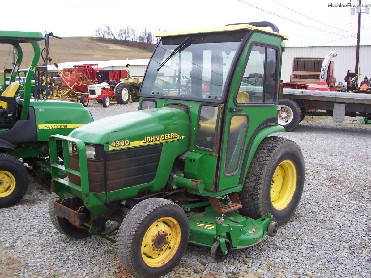 John Deere 4300 Tractor Parts Wiring Diagram 2000 Tractors Compact 1 40hp