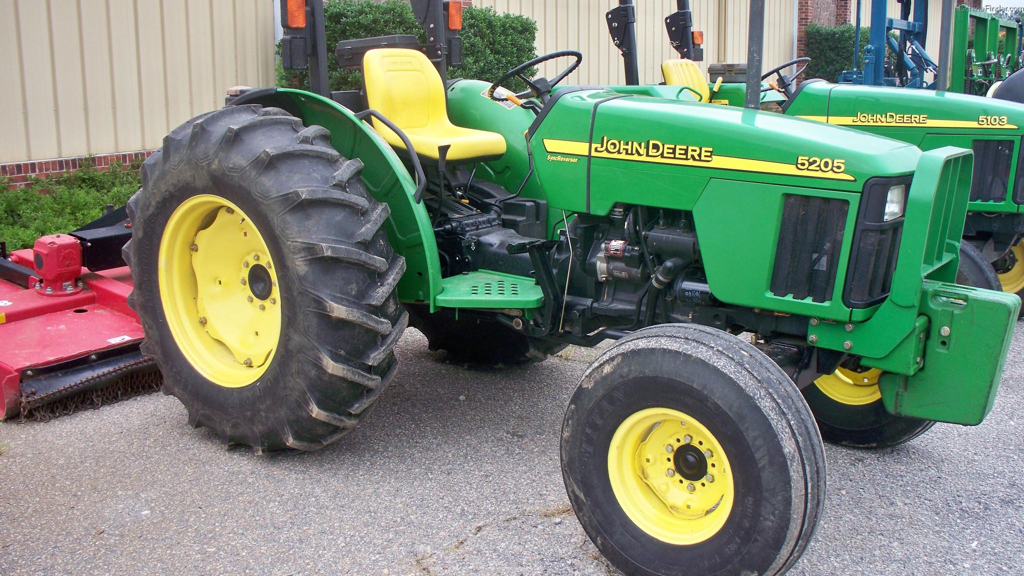 John Deere 5205 Tractor Parts | John Deere Parts: John Deere ... on
