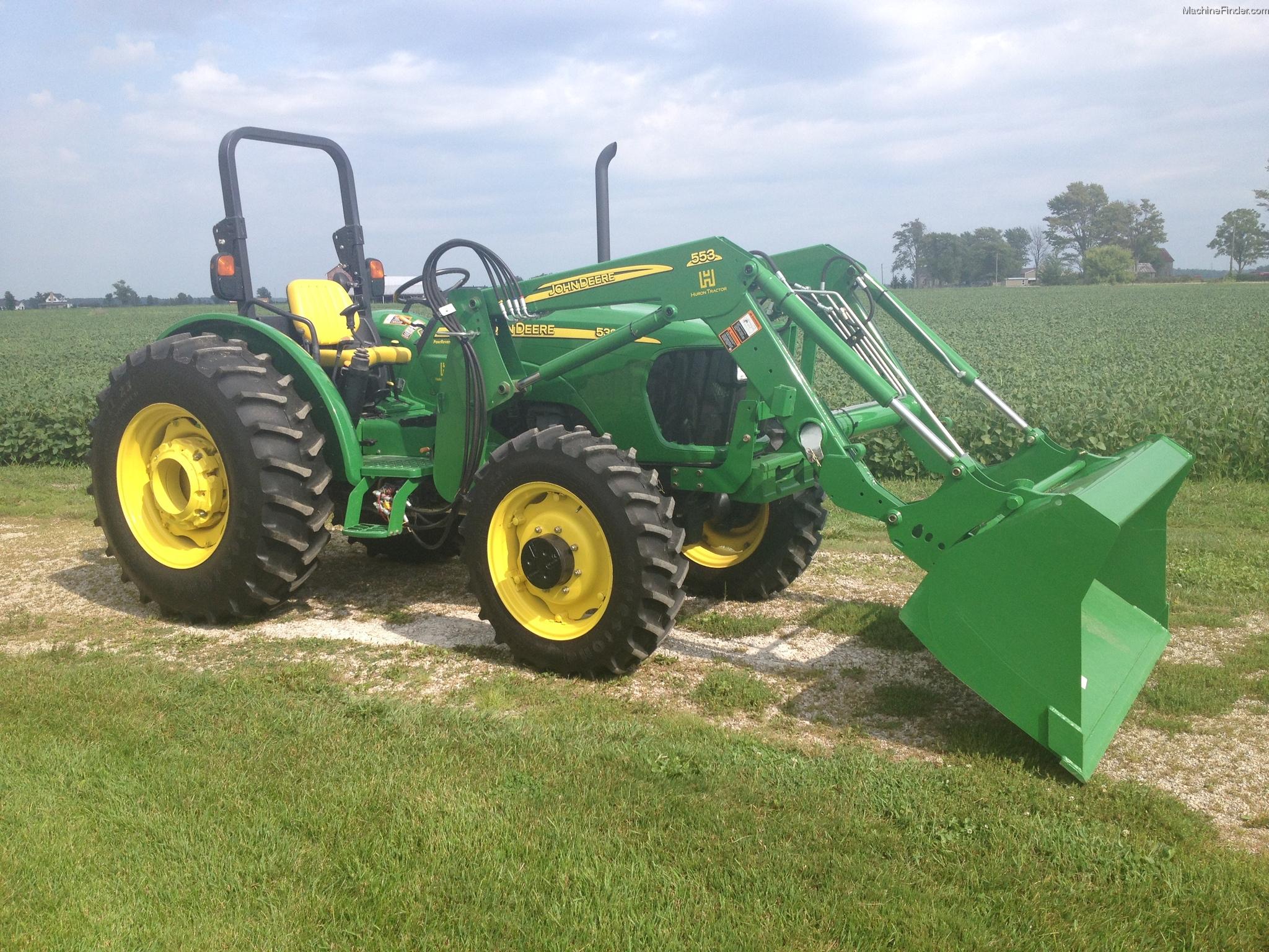 John Deere 5325 Tractor Parts Wiring Harness 2008 Tractors Utility 40 100hp