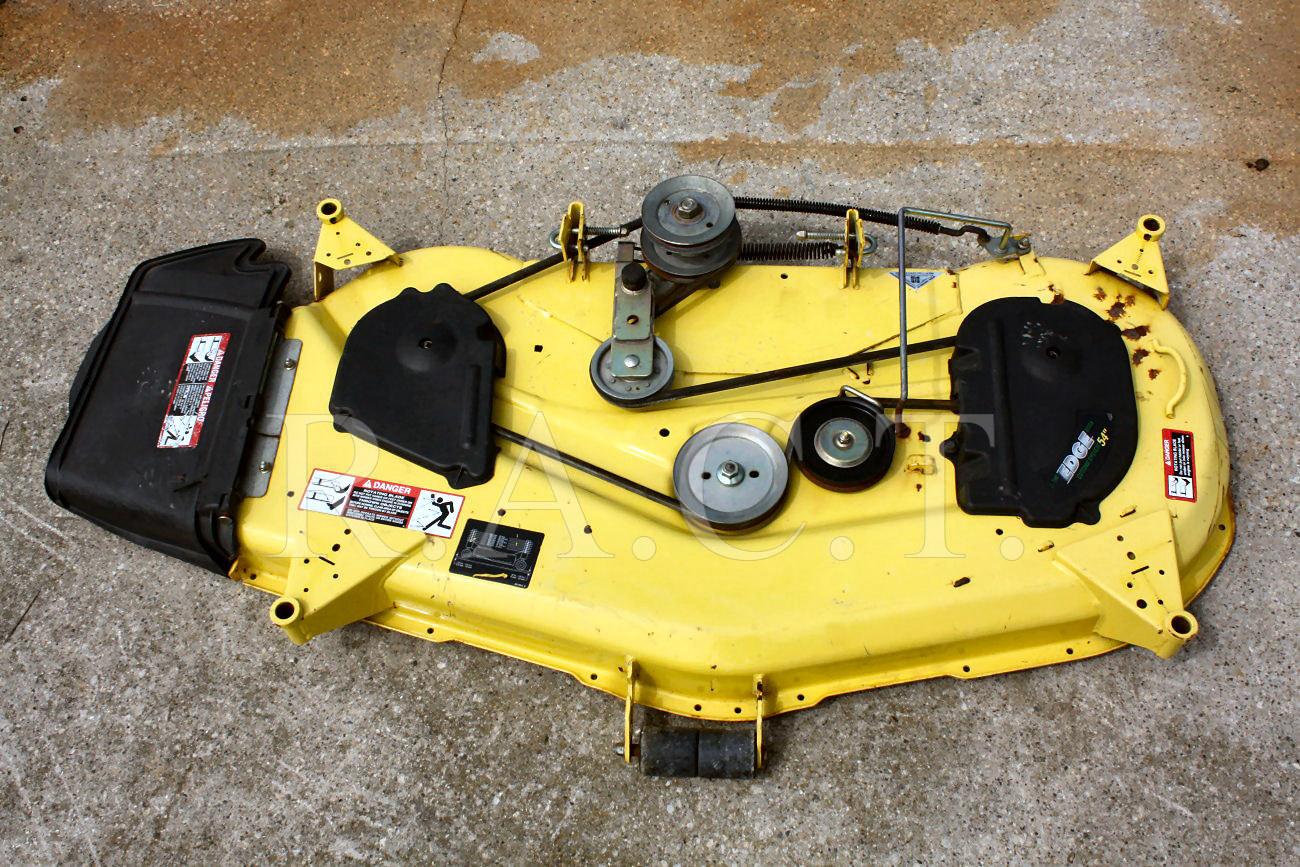 John Deere 54 Deck Parts Www 5400 Wiring Diagram Mower Direct