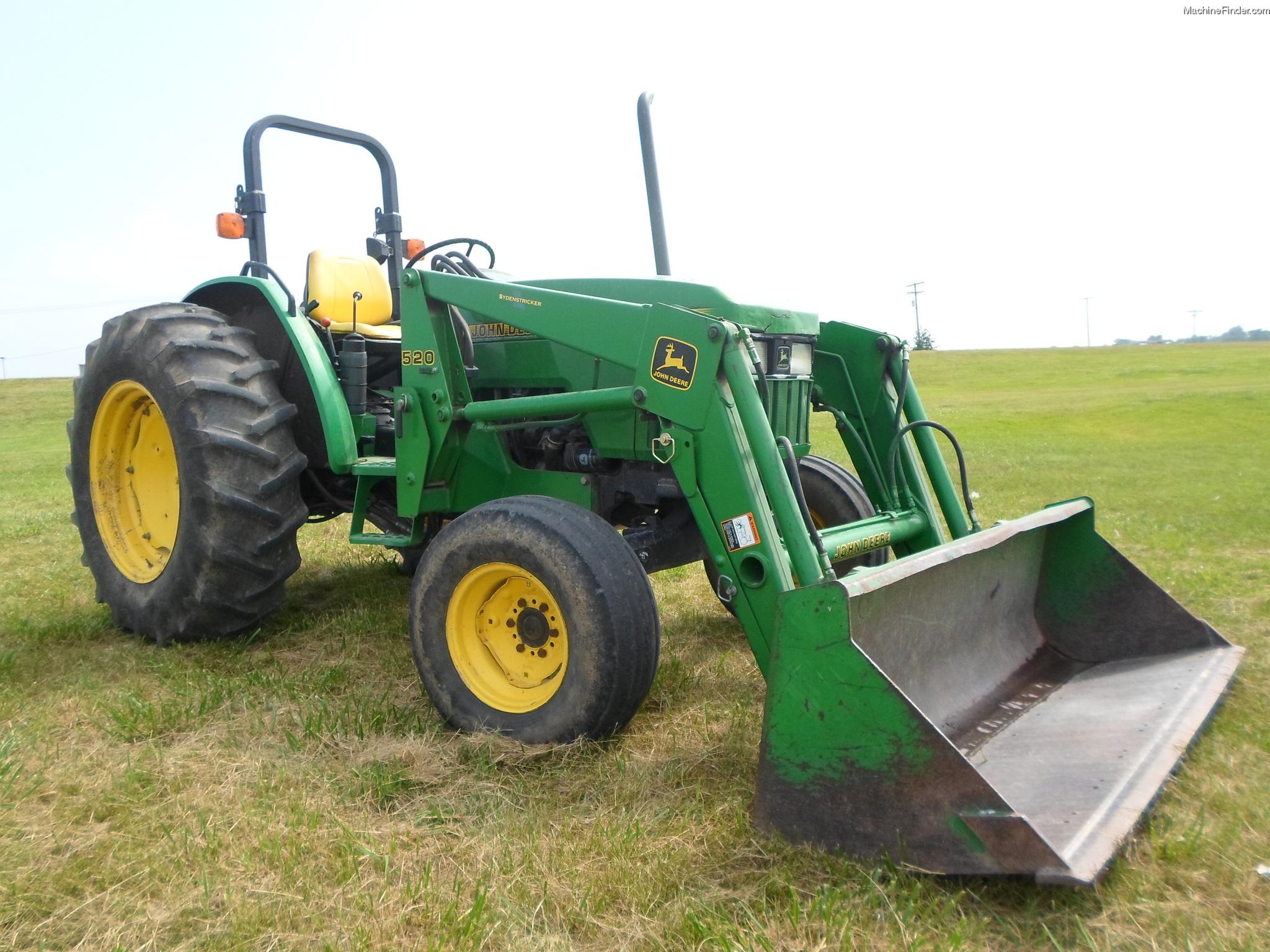 John Deere 5400 Tractor Parts | John Deere Parts: John Deere