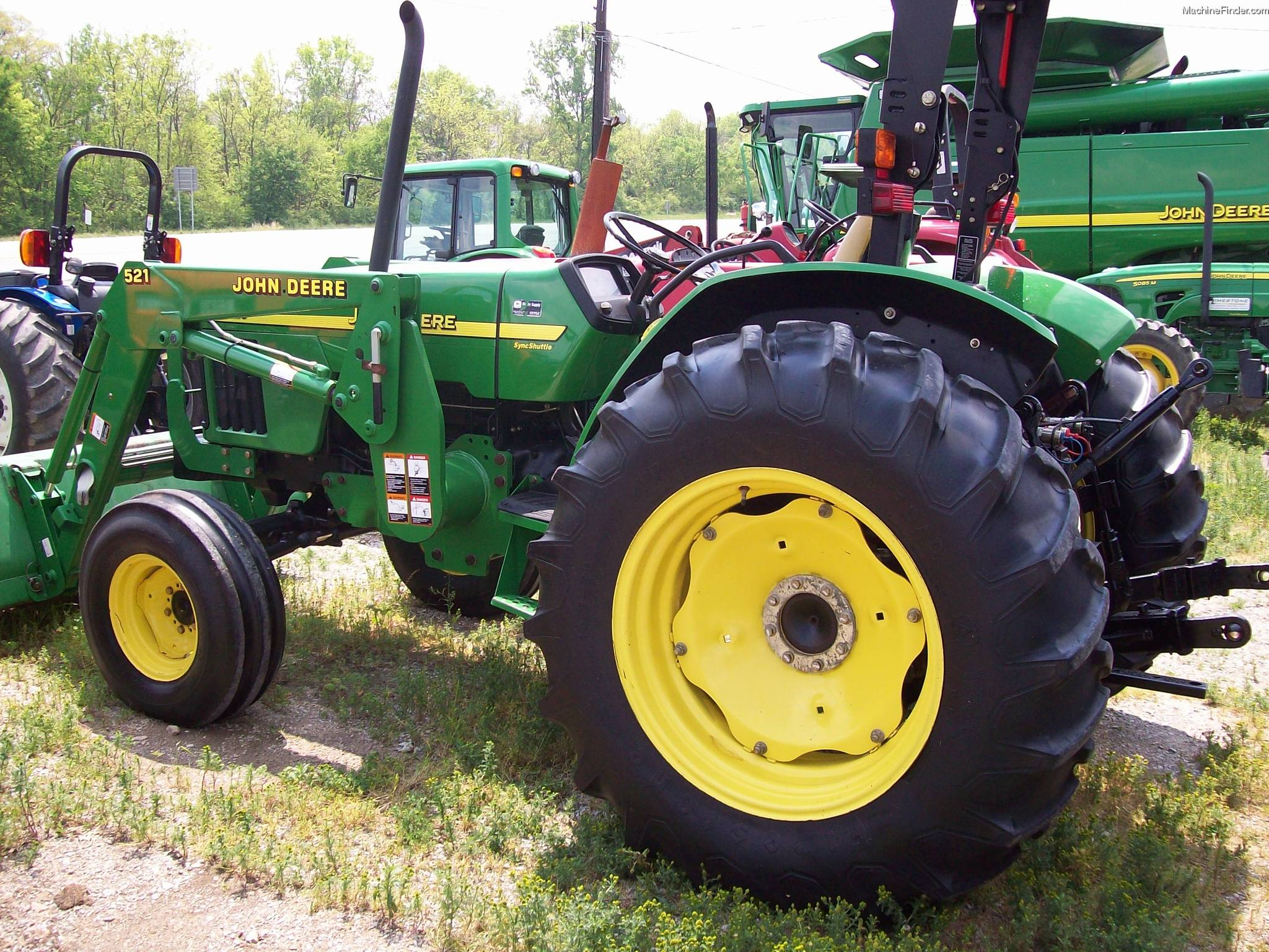 John Deere 5420 Parts Www Wiring Diagram 2001 Tractors Utility 40 100hp