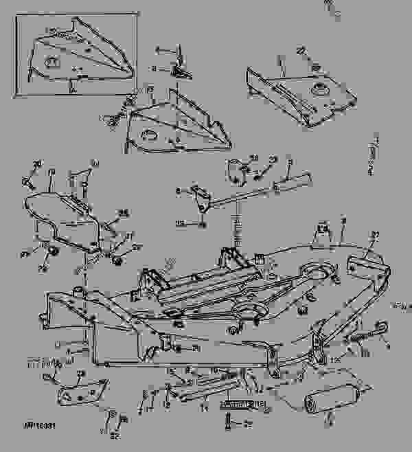 John Deere 60 Mower Deck Parts. John Deere 60 Auto Connect Mower Deck. John Deere. John Deere Ztrak 737 Pto Diagram At Scoala.co
