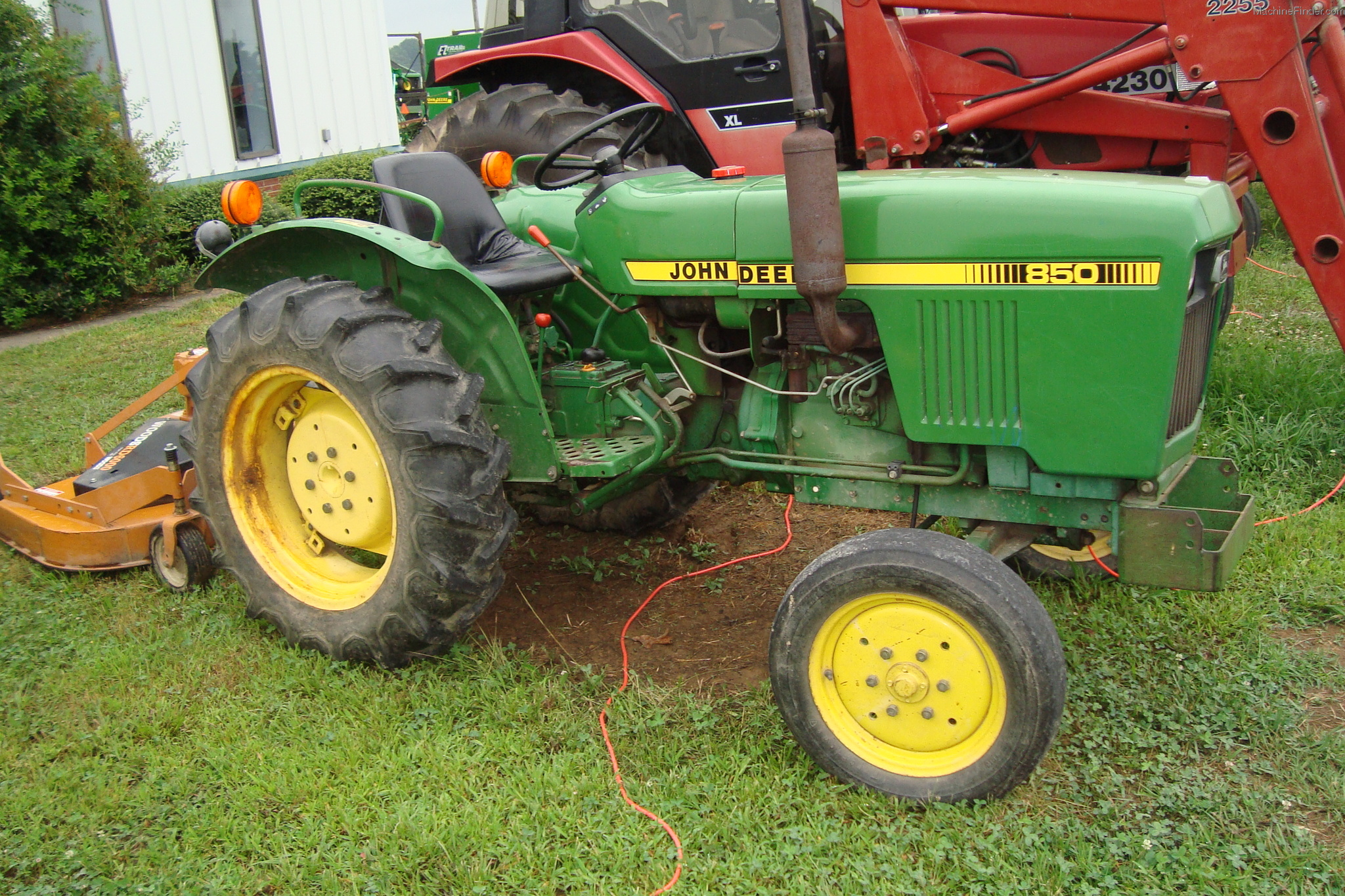 John Deere 850 Tractor Parts Wiring Harness 1983 Tractors Compact 1 40hp