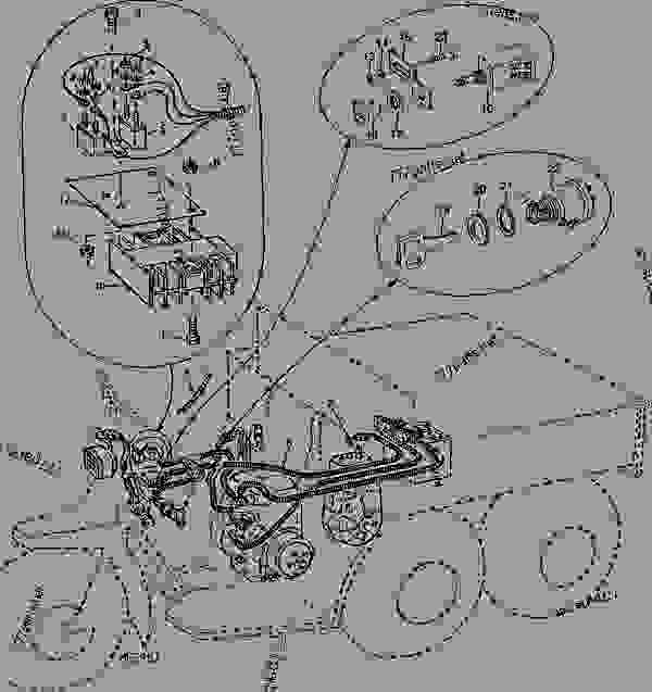 amt 600 wiring diagram john deere gator ignition diagram