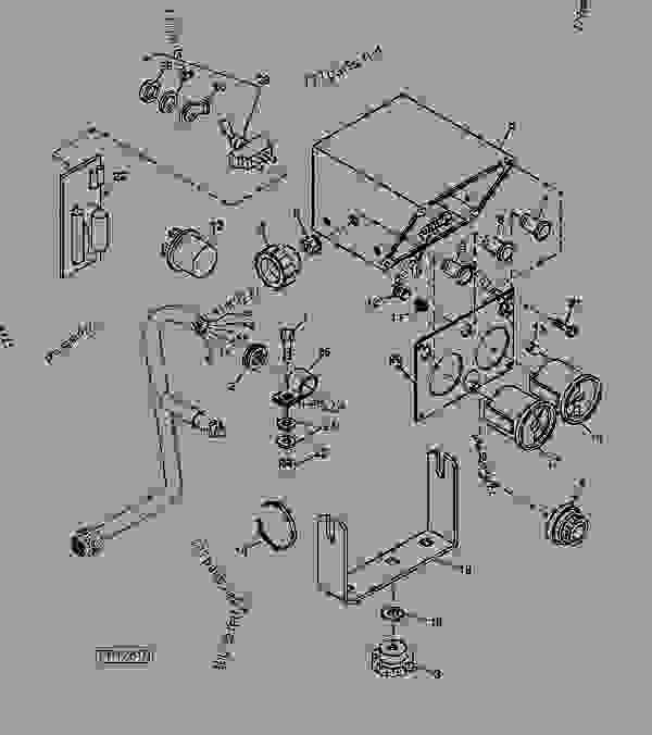 John Deere Baler Parts. John Deere Tractor Parts. John Deere. John Deere 430 Baler Wiring Diagram At Scoala.co