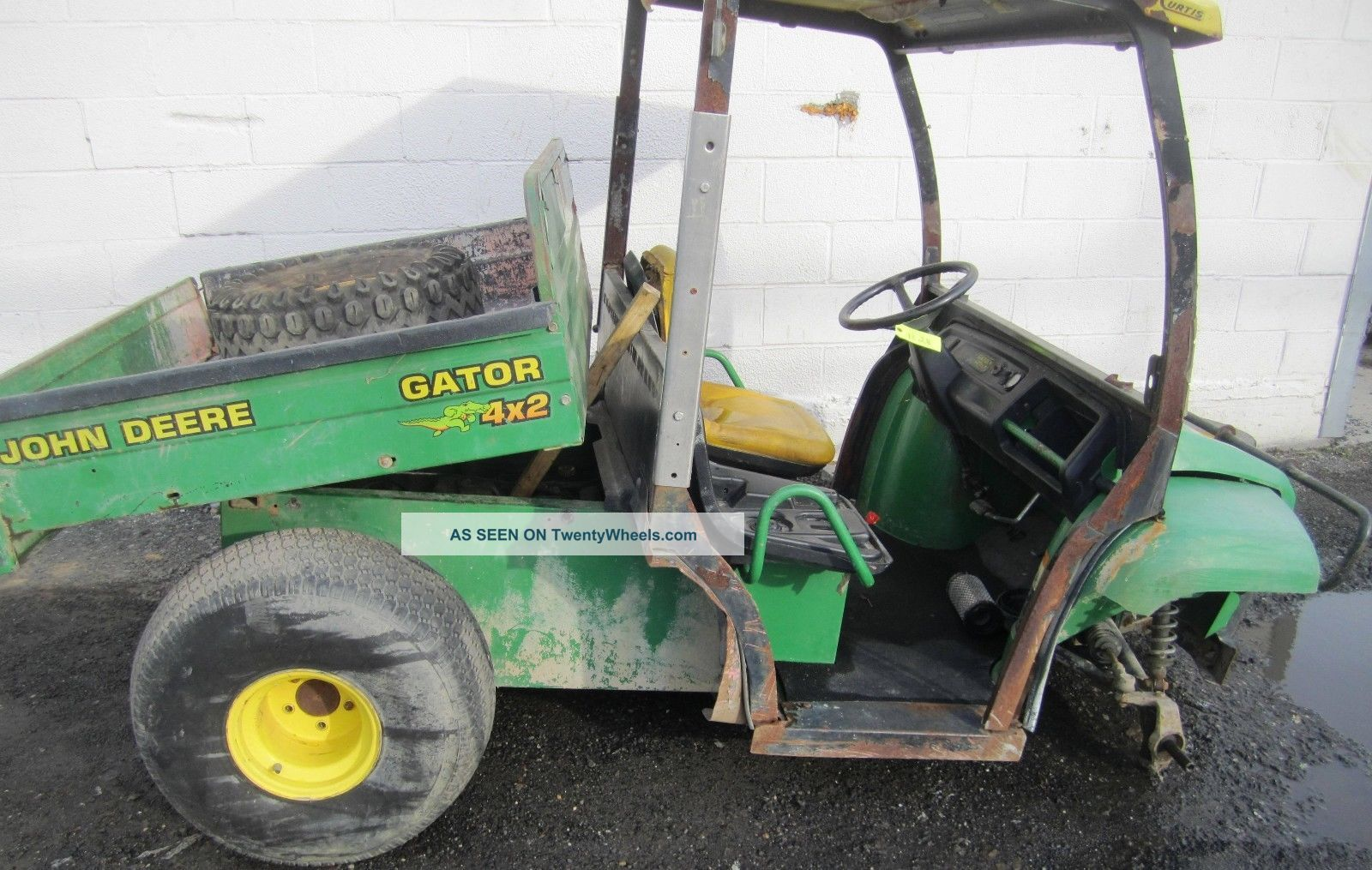 John Deere Gator Parts Www Hpx 4x4 Wiring Diagram For Gators And Utility Vehicles