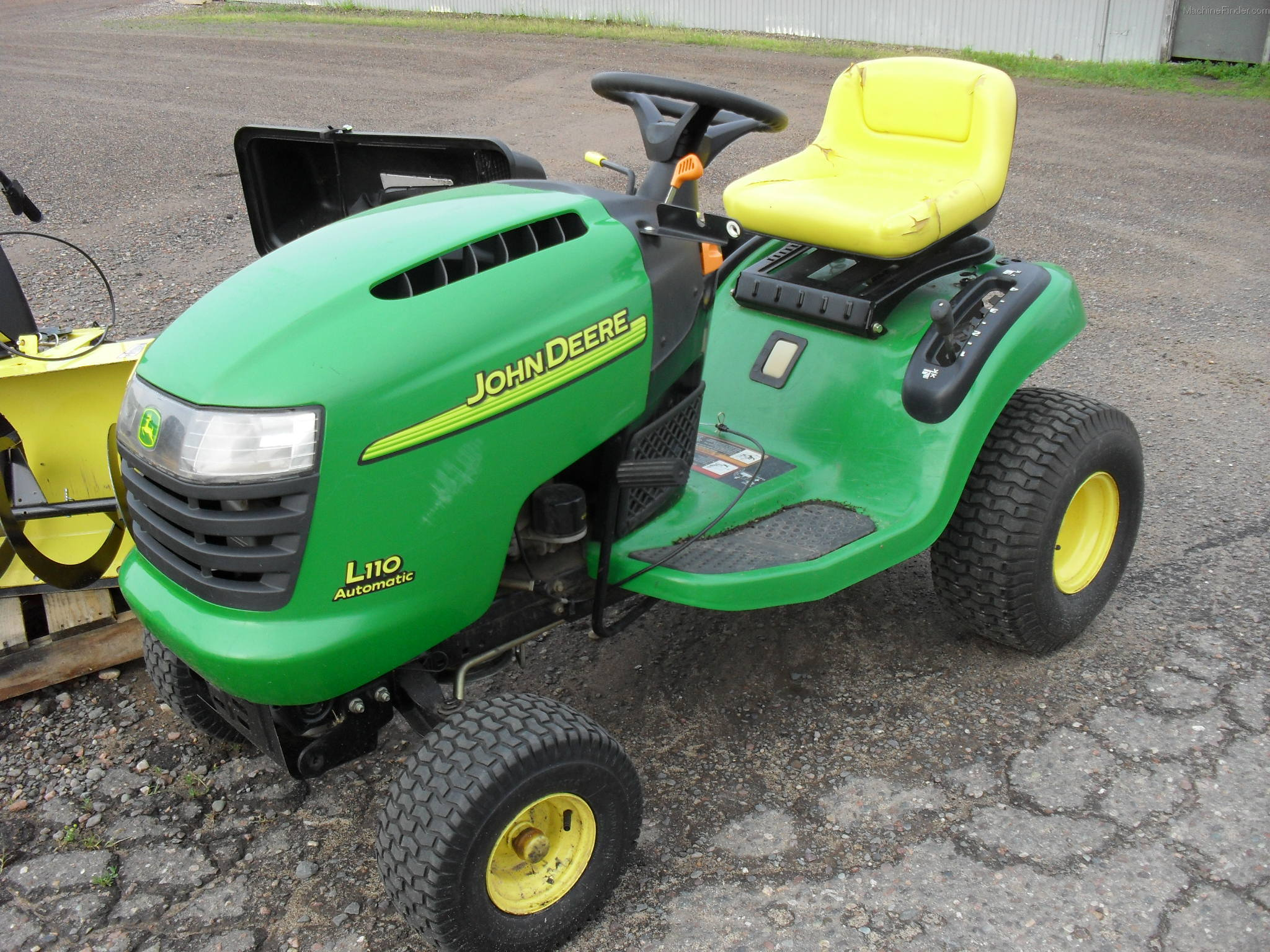 John Deere L110 Mower Parts | John Deere Parts: John Deere