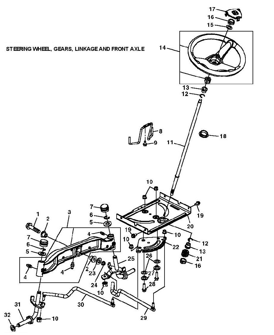 John Deere L130 Parts