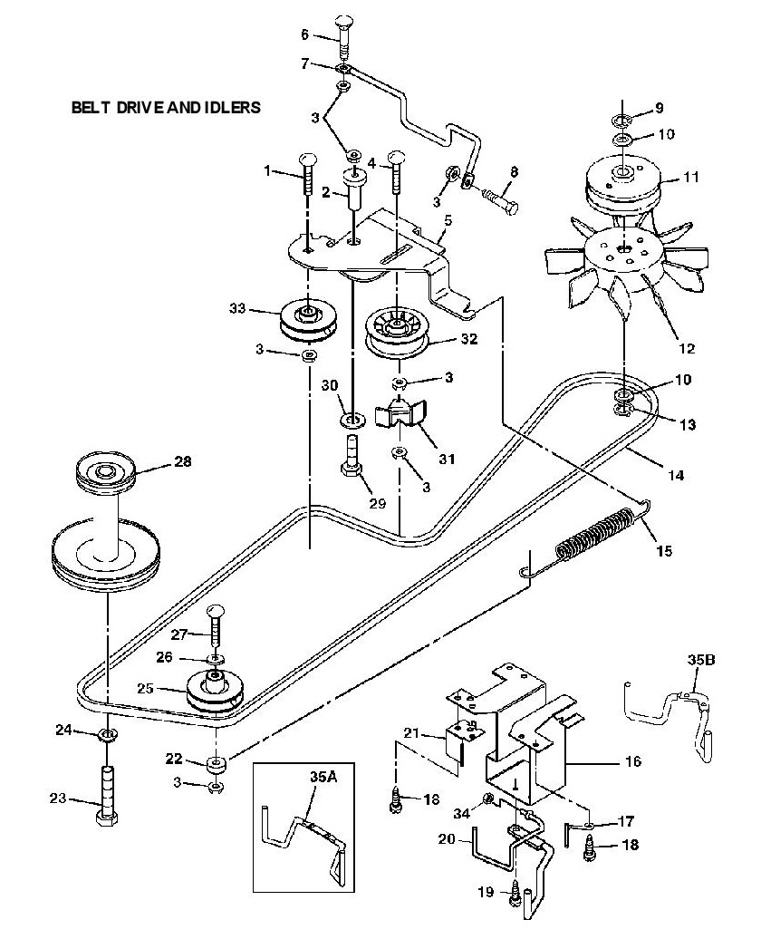 John Deere Lt155 Parts Www 185 Wiring Schematic Gx75 Drive Belt Diagram Car Interior Design