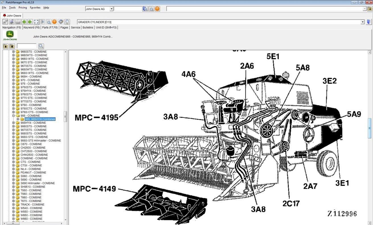 John Deere Parts Catalog | John Deere Parts: John Deere